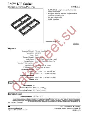4820-3004-CP datasheet скачать даташит