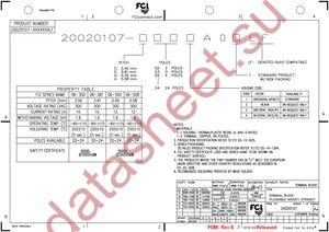 20020107-G081A01LF datasheet скачать даташит