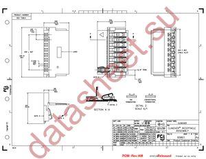 65801-124LF datasheet скачать даташит