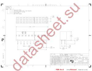 68683-233 datasheet скачать даташит