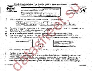 MDLS-16265-SS-LV-G-LED-04-G-14 datasheet скачать даташит