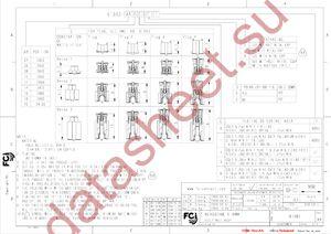 61082-063409LF datasheet скачать даташит
